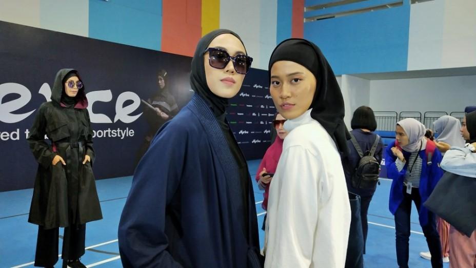 Kolaborasi Mencari Konsep Sportswear Ideal untuk Hijabers; Noore x Jenahara