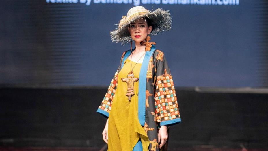 Cerita 'Memedi Sawah' nan Elok dari 3 Ratu Batik