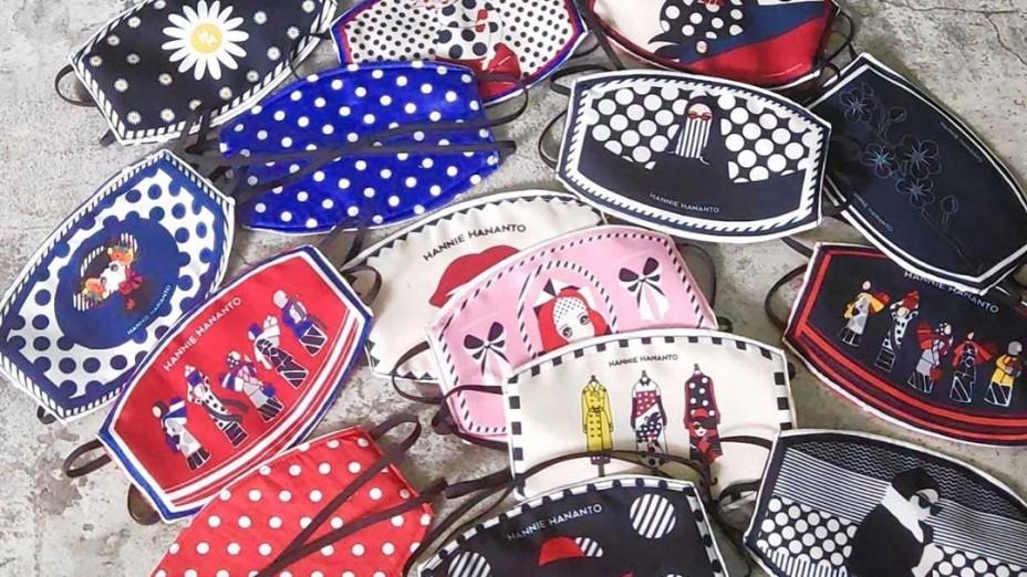 Desainer IFC; Inspirasi & Ikhtiar Masker di Tengah Pandemi