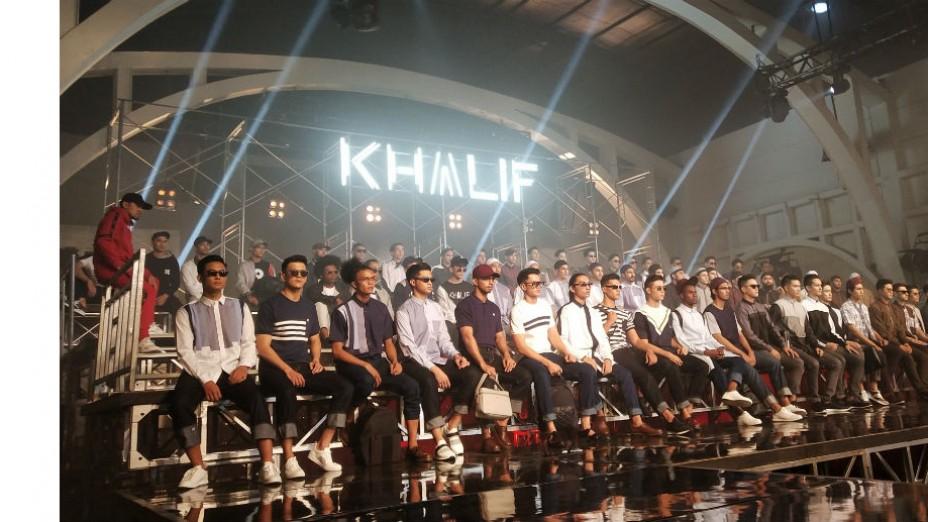 Khalif Menjawab Tren Busana Pria Indonesia