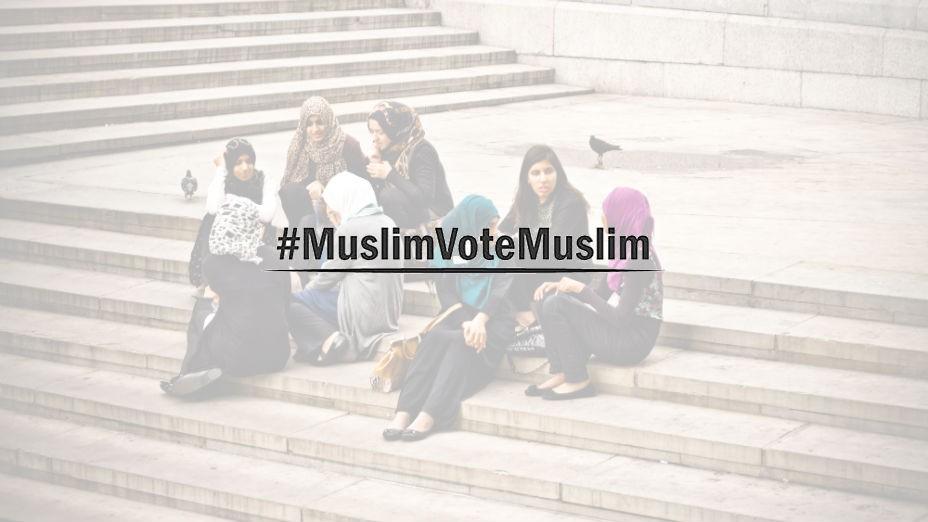 #muslimvotemuslim Inisiasi Hijabers yang Mendadak Viral