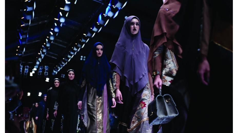 Teguhkan Karakter Busana Syar'i, Lina Sukijo & Si.Se.Sa