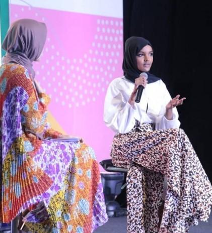 Berbagi Cerita Bersama Halima Aden Sang Supermodel