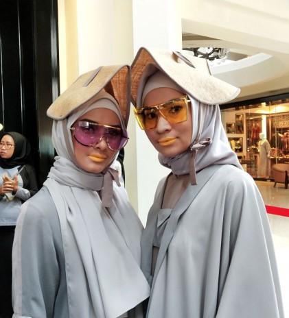 Dari Grunge hingga Terpal Bag, Interpretasi Tren Mode di Jakarta Fashion Trend 2019