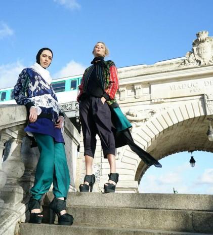 'Fashion on Seine River in Paris', Kiprah Akhir Tahun Indonesian Fashion Chamber