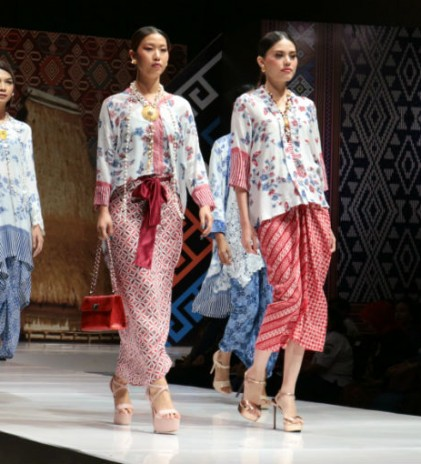 Fashion Symphony 2018, Mengangkat Keindahan Kain Indonesia dengan Semangat Kewirausahaan