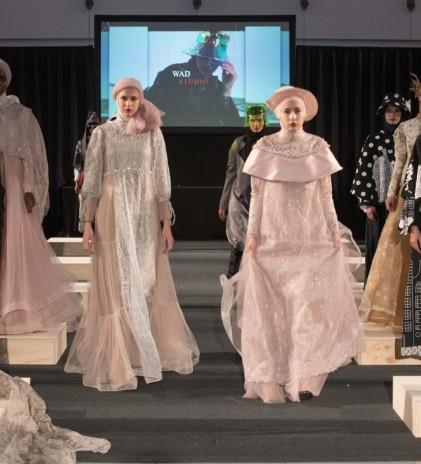 Gelar Koleksi 4 Desainer ModestFFFund di Amsterdam
