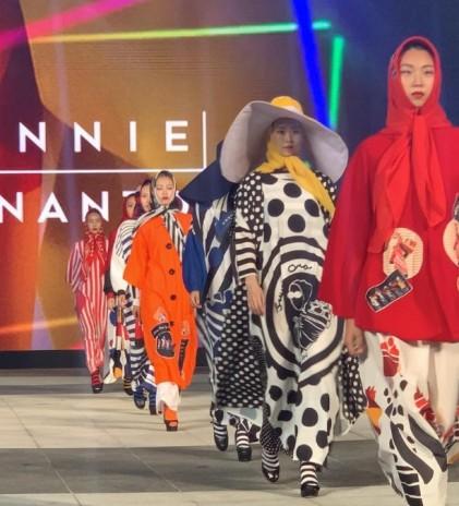 Hannie Hananto Tampilkan Koleksi di Daegu, Pusat Fashion Korea Selatan