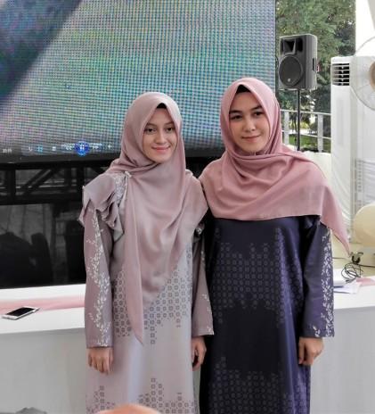 Inspirasi dari Vanilla Hijab untuk Perempuan