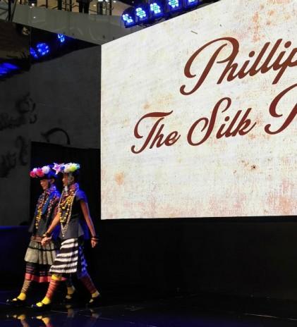 Inspirasi Jalur Sutra Phillip Iswardono