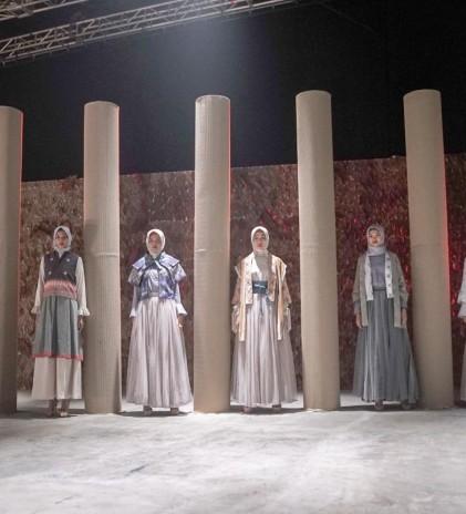 Kepedulian Terhadap Fashion dan Gaya Hidup yang Etis dan Berkelanjutan, Isu Pokok Modest Fashion ISEF 2020