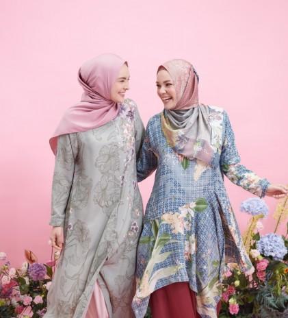 Kolaborasi dalam Koleksi Penuh Makna Ria Miranda x Dewi Sandra