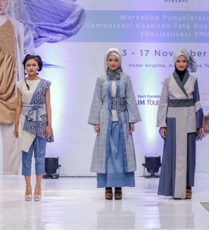 Meningkatkan Kompetensi SMK Tata Busana untuk Menjawab Tantangan Industri Fashion