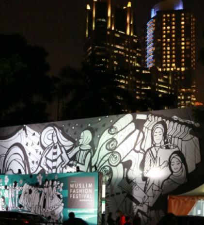 Muslim Fashion Festival, satu Pilar Indonesia sebagai Pusat Fashion Muslim Dunia