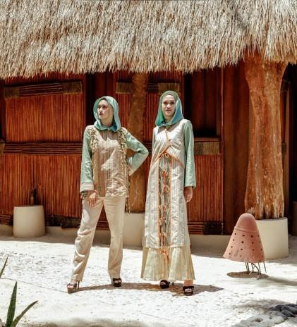 NTB Mempromosikan  Industri Fashion Muslim