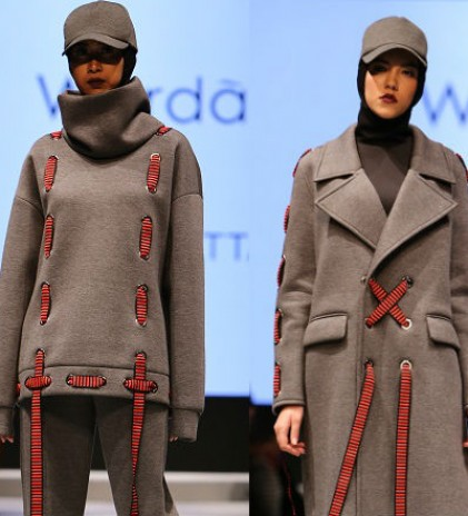 """Rani Hatta: The """"Crossing"""" of Masculine-Feminine Looks in One Collection"""