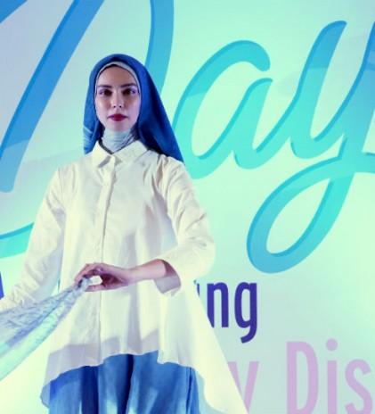 Ria Miranda, I.K.Y.K dan Pelangi Asmara pada Wardah Days 2018