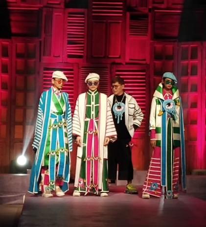 Semangat Mode dari Kota Lama Semarang