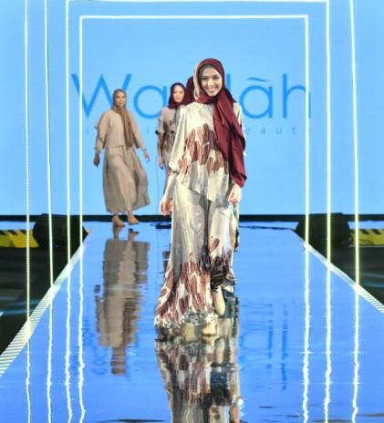 Wardah dan 4 Desainer Tampilkan Wajah Terbaik Modest Fashion Indonesia