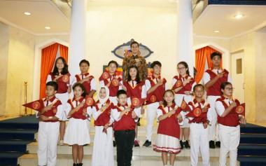 14 Anggota Kidzania Congrezz, Siap Menjadi Pelopor Warga Dunia yang Baik