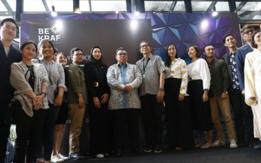 14 Merek Fashion Indonesia Tampil di RISING Fashion 2018 Singapura