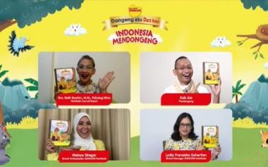 15 Dongeng Indonesia Persembahan Nestlé DANCOW untuk Indonesia Mendongeng