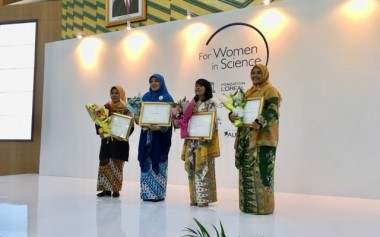 4 Ilmuwan Perempuan Raih Penghargaan L'Oreal UNESCO For Women In Science 2019