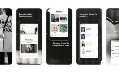 All Things Cool at The Goods App