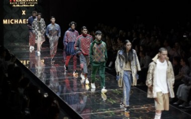 Alleira, Bateeq dan Parang Kencana Membuka Plaza Indonesia Men Fashion Week