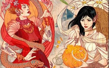 Bawang Merah - Bawang Putih ala Komikus Marvel dalam Project Merah Putih