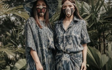 Bentuk Baru Presentasi Fashion dalam Raya Stream Fest