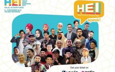 Bergerak dan Bersinergi dalam Halal Expo Indonesia 2019