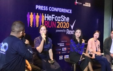 (Ditunda) HeForShe Run 2020