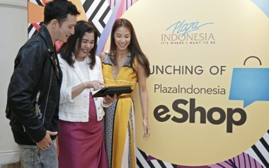 E-shop Plaza Indonesia Gabungkan Pengalaman Online & Offline Shopping