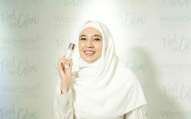 Ekstrak Edelweis Organik Wardah White Secret Series