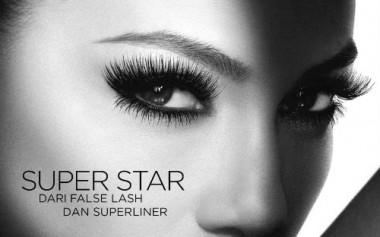 Eyes on Spotlight; Tampilan Mata Maksimal dengan Superstar Mascara & Eyeliner dari L'Oréal Paris