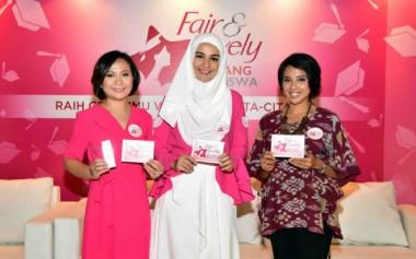 Fair & Lovely akan Berikan Beasiswa S1 Bagi 50 Perempuan di Indonesia!