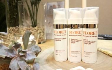 Floret, Skincare Lokal dengan Galactomyces Sebagai 'Star Ingredient'
