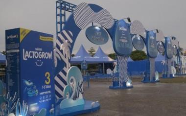'Grow Happy Fantasea Drive Thru' Persembahan Nestlé LACTOGROW hadir di 3 Kota!