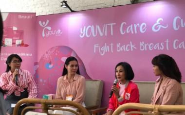 Hindari Kanker Payudara dengan Pola Hidup Sehat
