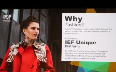 IEF 2017; Moving Together in Fashion Ethic