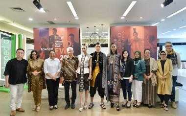 Indonesia Fashion Week 2018 Dibuka Hari Ini