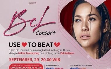 Indonesia Heart Bike 2020 dan Konser BCL untuk Hari Jantung Sedunia