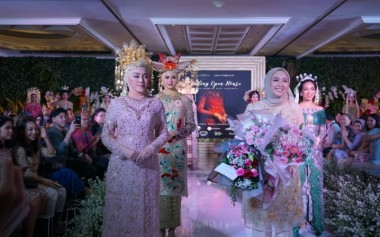 'Indonesian Beauty 2019' by Asky Febrianti in Colaboration with Hotel Gran Mahakam