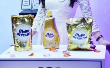 Inovasi Molto, Deterjen dengan Wangi Parfum