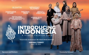 Introducing Indonesia, Diplomacy Through Fashion