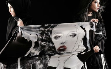 JENAHARA Scarf Celebrates the Diversity of Women's Characters