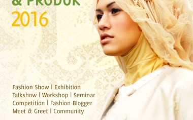 June Weekend Agenda; Hijab Fashion Weekend & Indonesia Islamic Fesyen & Produk 2016!