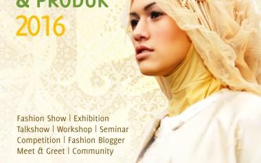 June Weekend Agenda; Hijab Fashion Weekend & Indonesia Islamic Fesyen & Produk 2016!