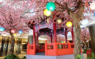 Ke Plaza Indonesia, Jangan Lupa Berfoto di Taman Cantik Oriental Ini
